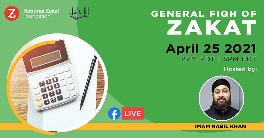 ONLINE National Zakat Foundation Canada General Fiqh of Zakat