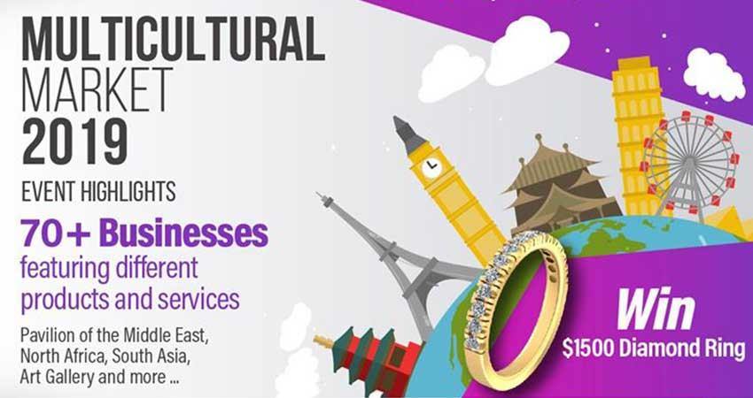 Oakville Multicultural Market