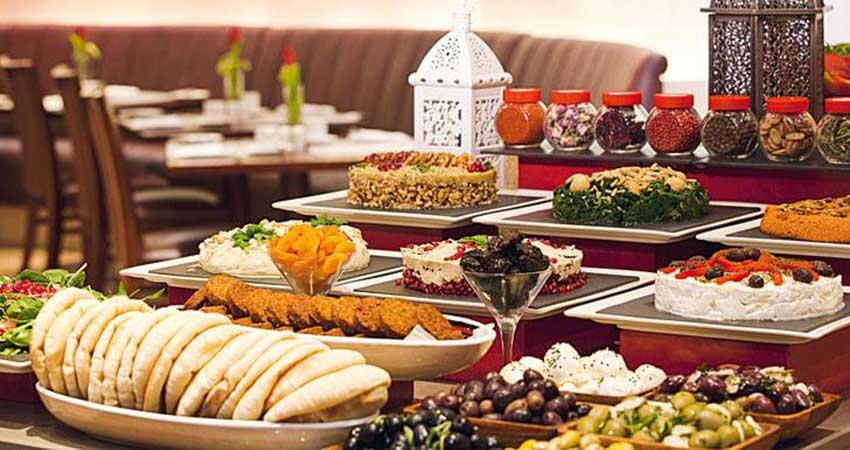 Ottawa Muslim Women's Organization Eid Luncheon