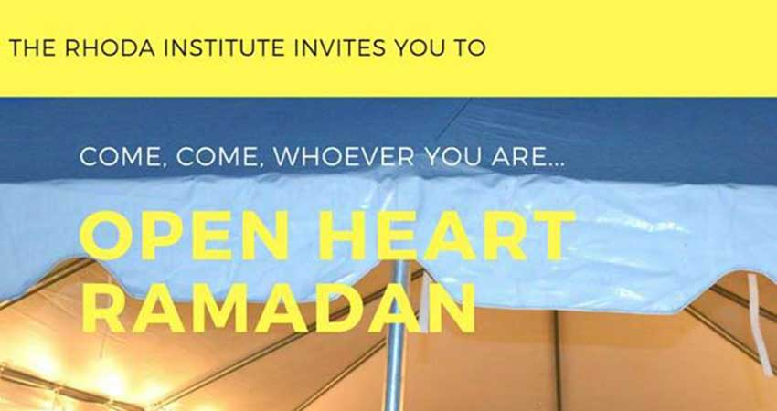 Open Heart Ramadan Dinner