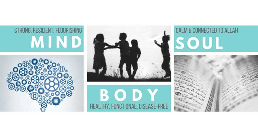 Optimal Health: Mind Body & Soul Blueprint For Success