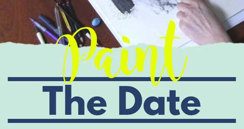 Paint the Date at Al Rashid Mosque