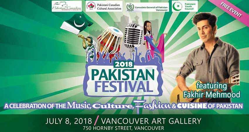 Pakistan Festival 2018