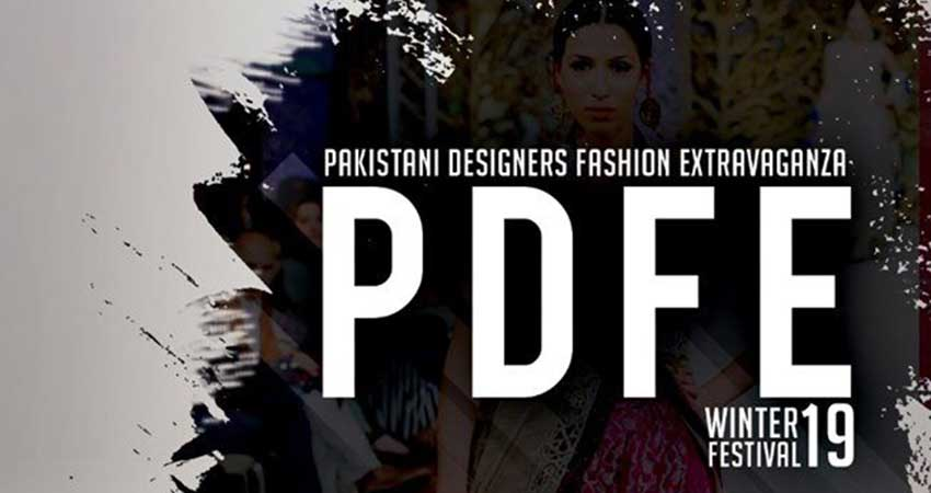 Perahun presents Pakistani Designers Fashion Extravaganza PDFE