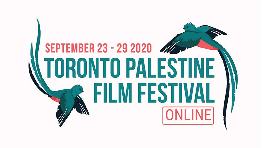 ONLINE Toronto Palestine Film Festival