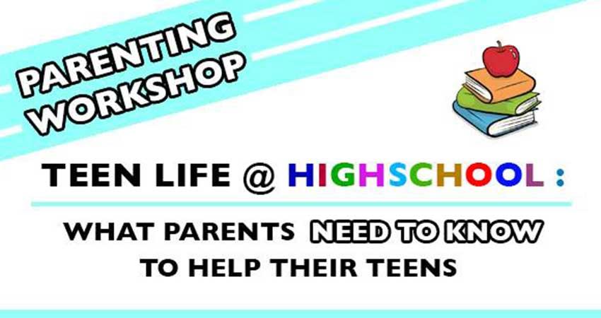 Al Falah Islamic Centre Parenting Workshop Teen Lie at High School