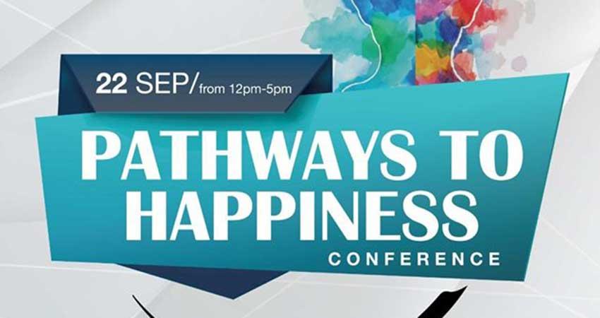 Al Rashid Edmonton Pathways to Happiness Conference