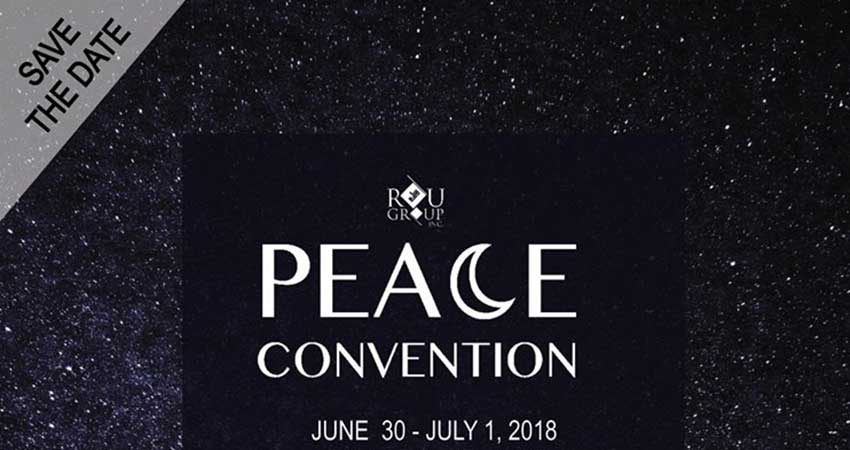 Revival of the Ummah (ROU) Peace Convention