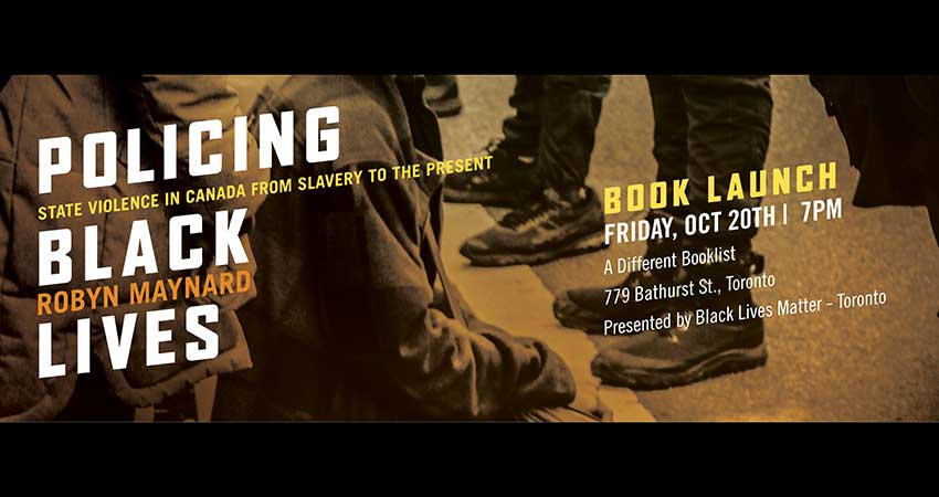 Book Launch: Policing Black Lives & Freedom School Workbook