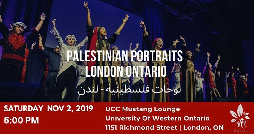 Zaytouna Academy Palestinian Portraits