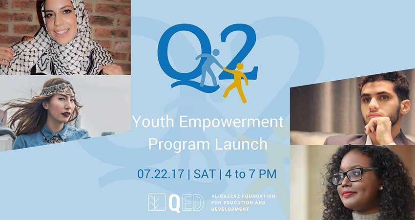 Al-Qazzaz Foundation for Education & Development Q2 Youth Empowerment Launch Event