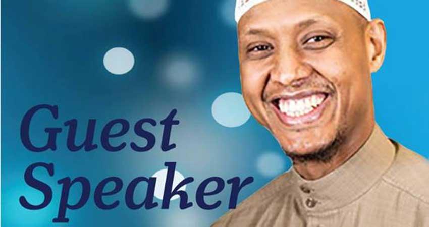Sheikh Said Rageah in Calgary