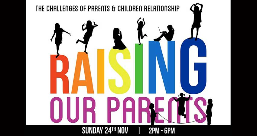 Raising our Parents: The Challenges of Parents and Children Relationship with Riad Ouarzazi