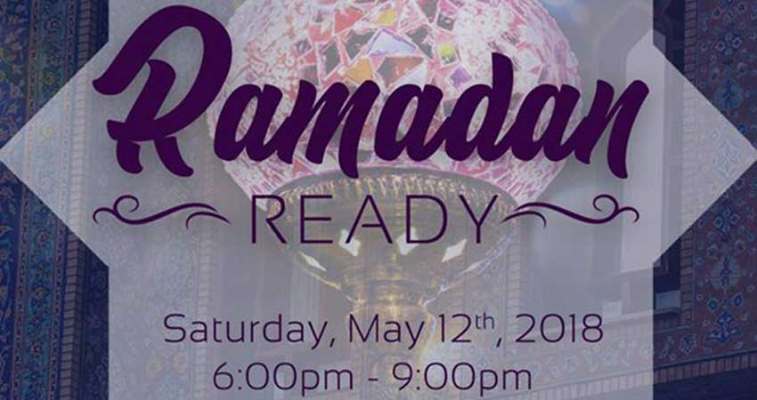 MSA Concordia Ramadan Ready presented by Sr. Razia Hamidi