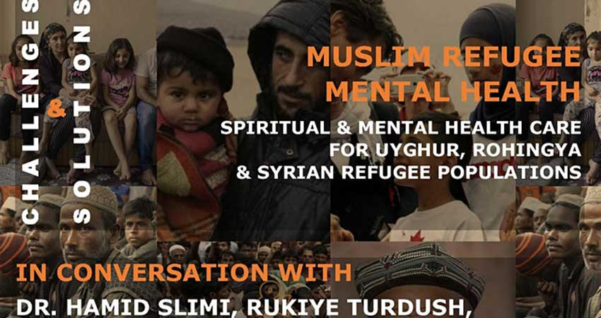 Muslim Refugee Mental Health: Challenges and Solutions