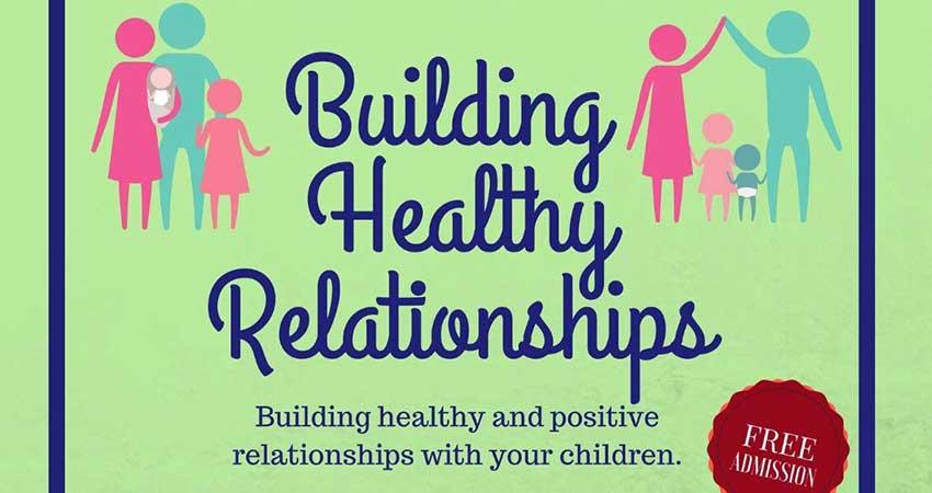 Rhoda Institute Parenting Seminar: Healthy Relationships