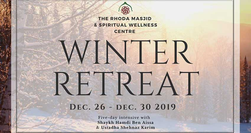 Sanad Collective Winter Retreat 2019 (5 Nights)