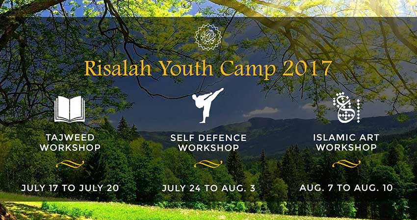 Risalah Youth Camp 2017