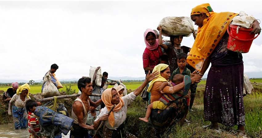 The Plight of the Rohingya: A Leadership Discussion with Senator McPhedran