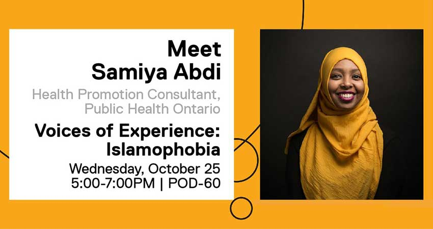 Ryerson University Career Centre Islamophobia in the Workplace