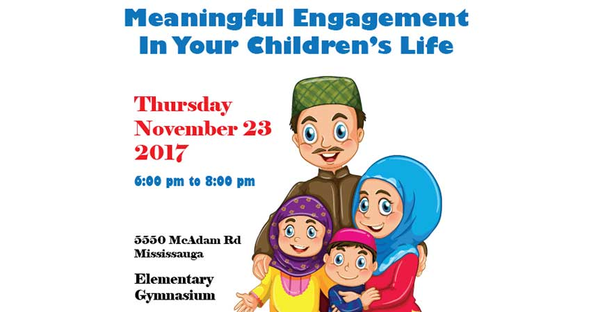 Meaningful Engagement in Your Children's Life