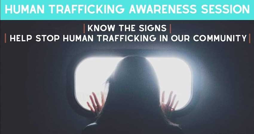 Sakeenah Homes Human Trafficking Awareness Session