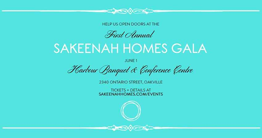 Sakeenah Homes Gala
