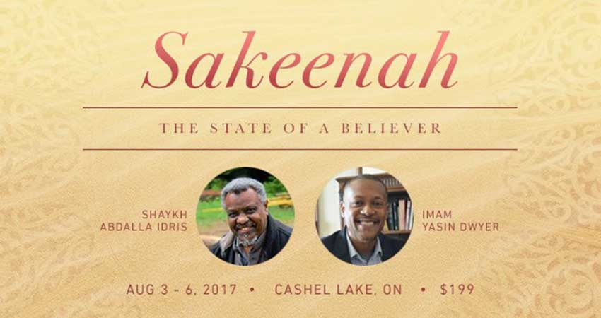 Sakeenah Retreat 2017 • The State of a Believer