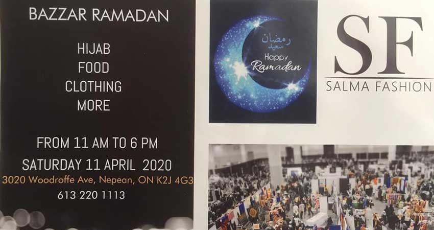 Salma Fashion Ramadan Bazaar