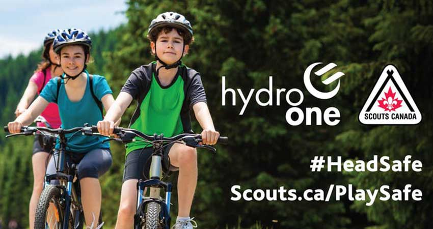 Scouts Canada and Hydro One Head Safety Awareness for Kids
