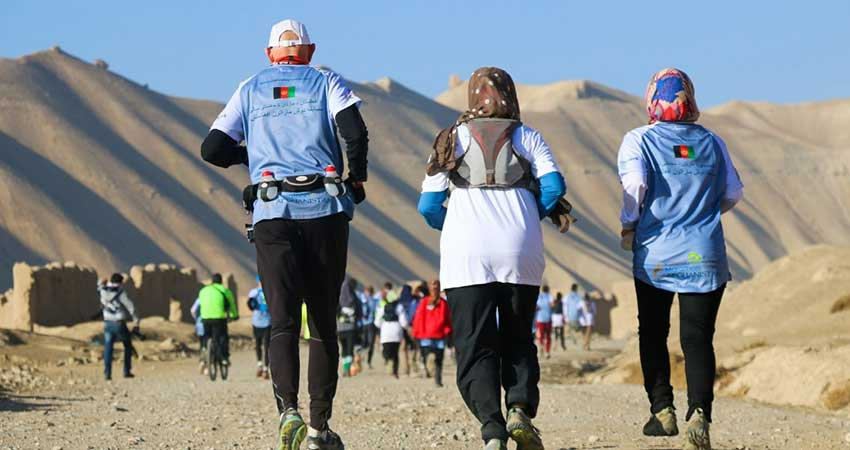 Documentary Screening: The Secret Marathon about Women Running in the Marathon of Afghanistan