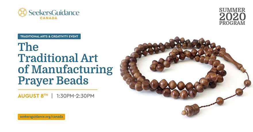 ONLINE SeekersGuidance The Traditional Art of Manufacturing Prayer Beads