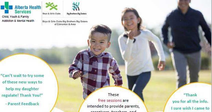 Al Rashid Edmonton Supporting Self-Regulation in Elementary School Children