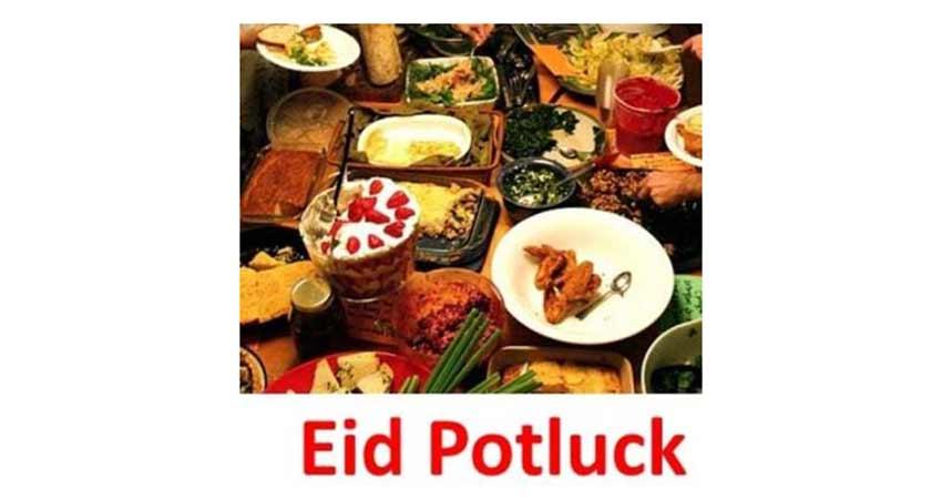 Muslim Seniors of GTA Senior Eid Potluck