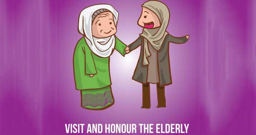 Muslim Moms in Durham Region Seniors Meeting for Men and Women