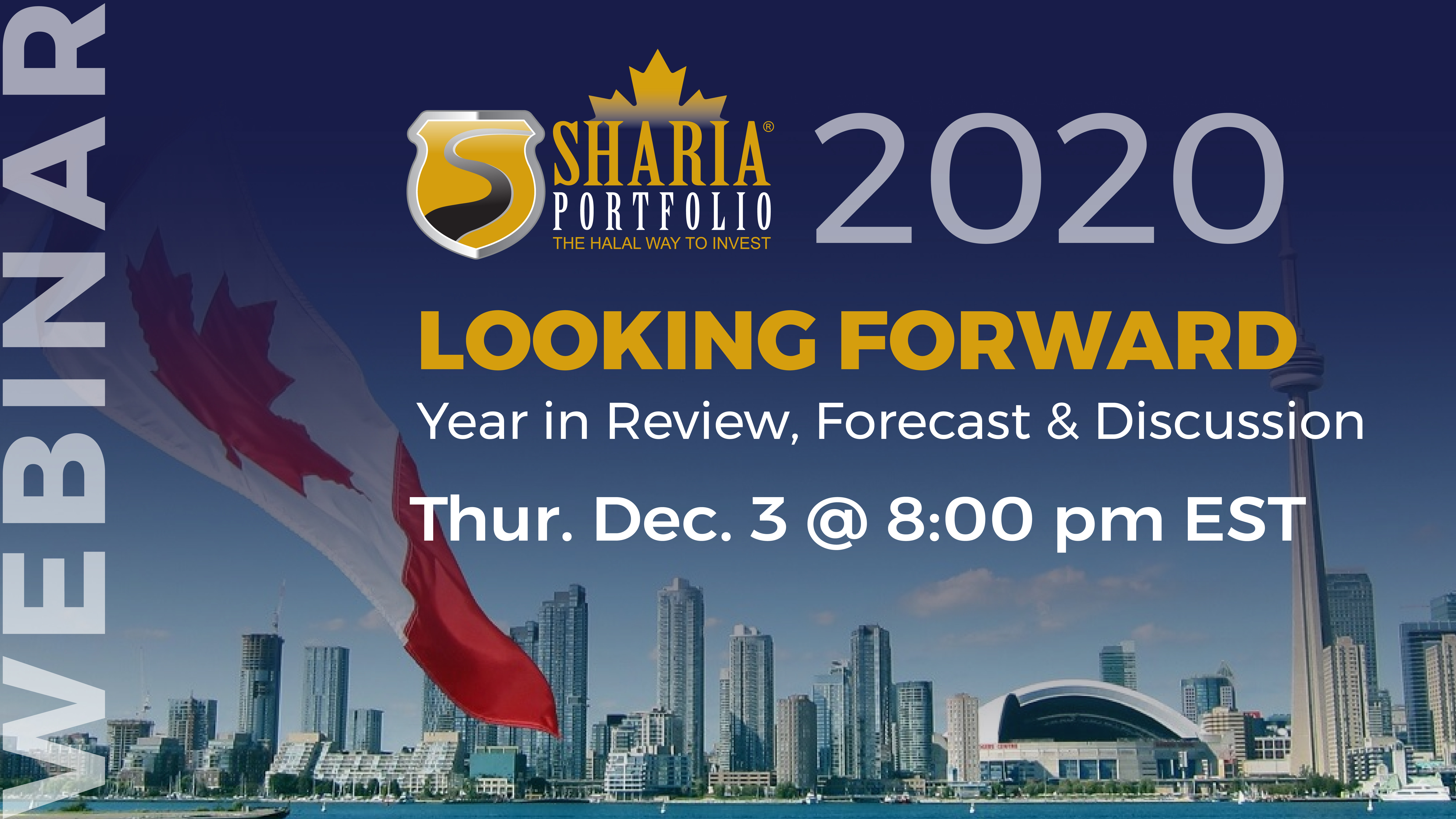 ONLINE ShariaPortfolio Canada Year in Review, Forecast and Discussion