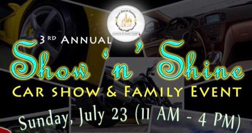 Show n Shine Car Show & Family Event
