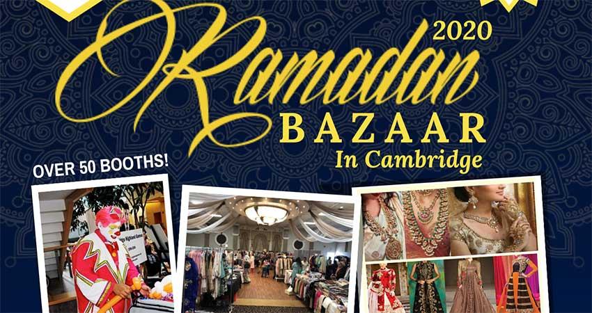 Cambridge Ramadan Bazaar 2020