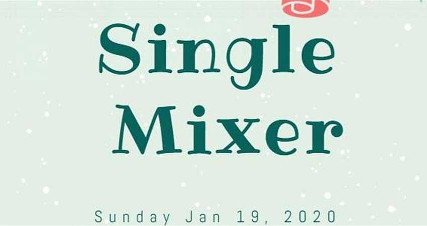 Single Mixer by Muslim Mingle (Age Group 30-40)
