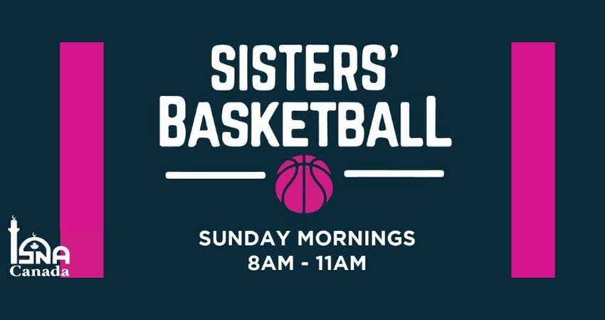 ISNA Canada Sisters Basketball Fall Winter Season