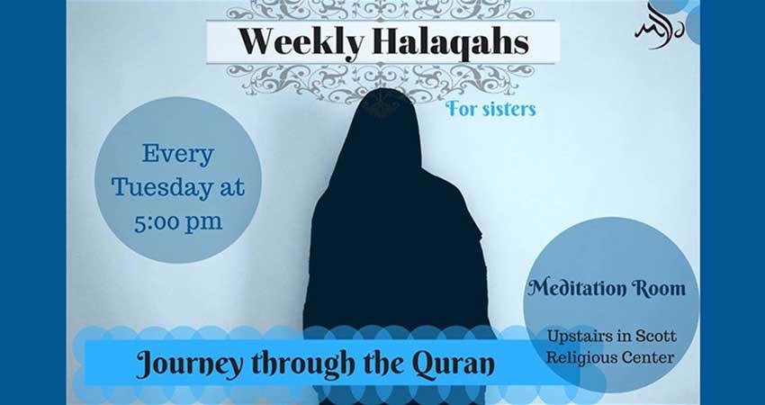 York MSA Sisters Weekly Halaqah