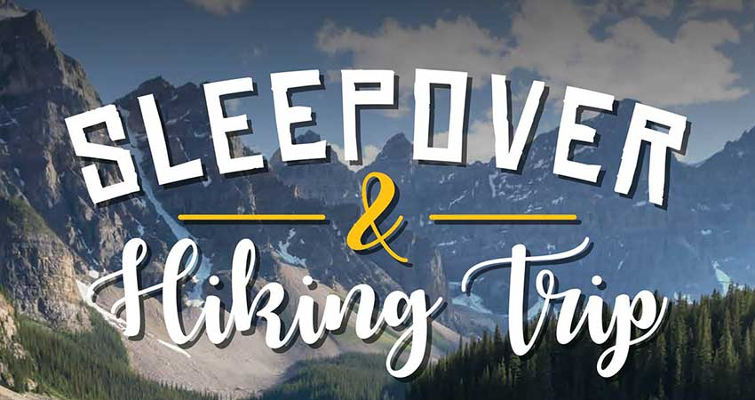 Muslim Association of Canada - Calgary Sleepover & Hiking Trip