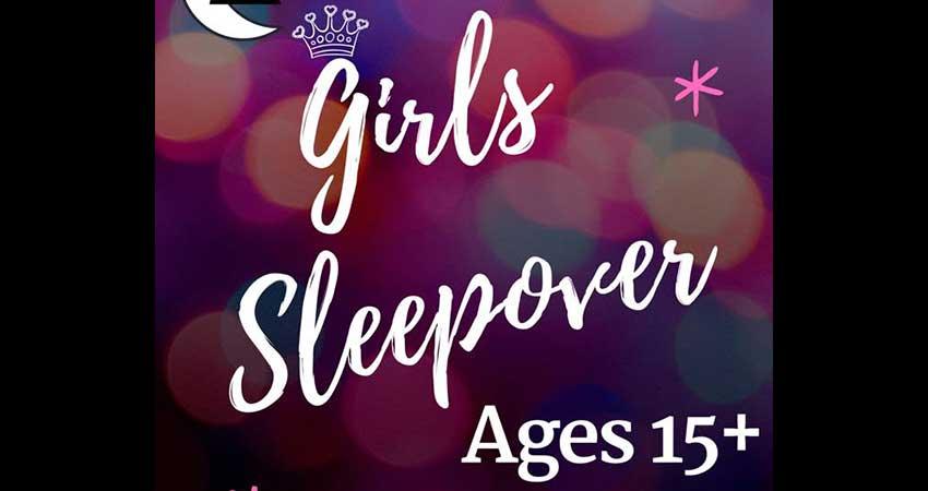 SNMC Youth Girls Sleepover (15+)