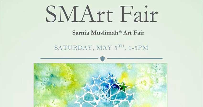 Sarnia Muslimah Art Fair