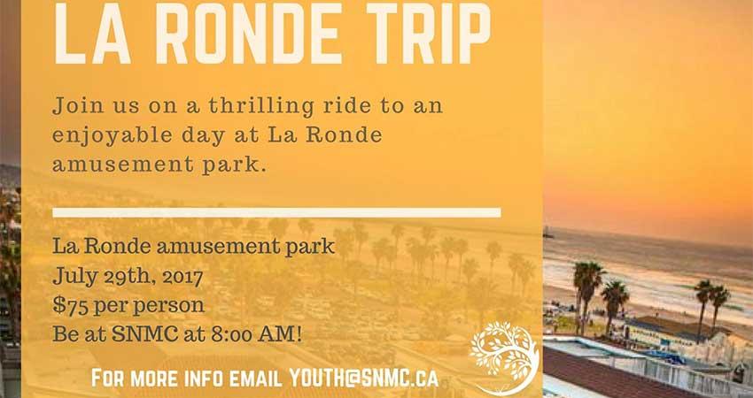 SNMC La Ronde Trip