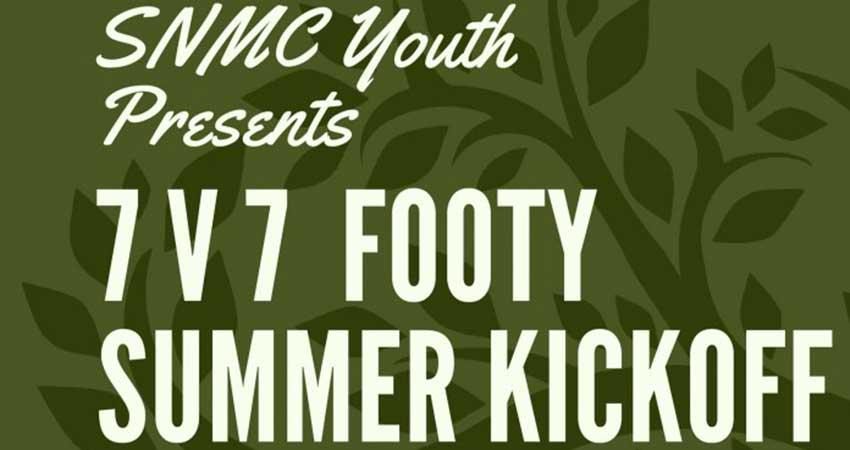 SNMC Soccer Tournament