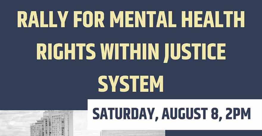 Justice for Soli Ottawa Rally for Mental Health Rights Within the Justice System