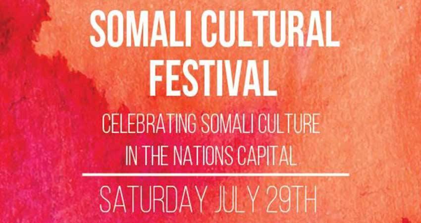 Somali Cultural Festival