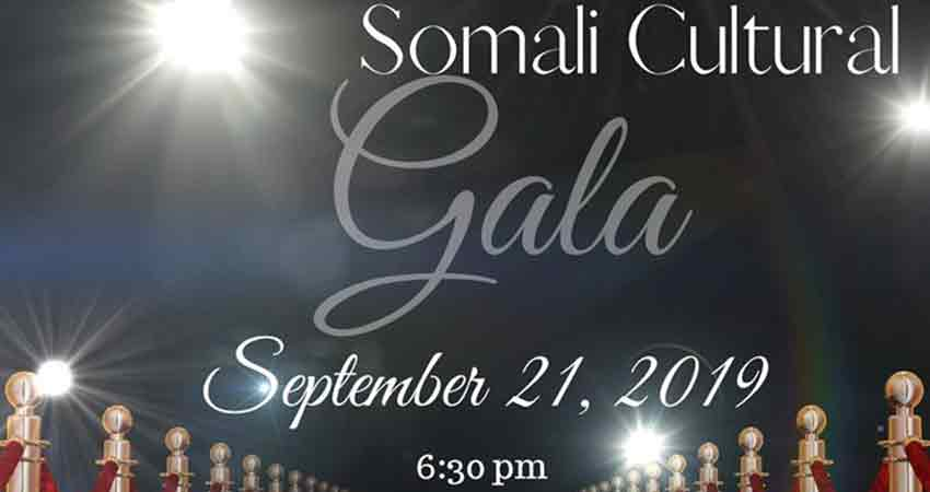 Somali Canadian Women and Children Association Somali Cultural Gala