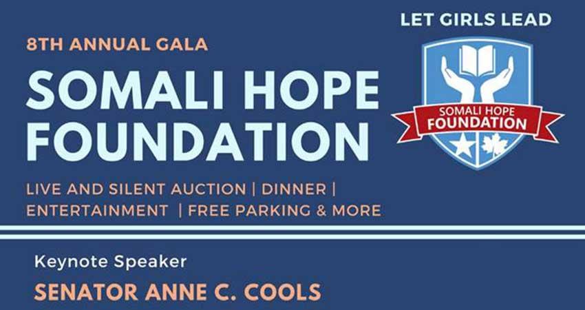 Annual Somali Hope Foundation Gala